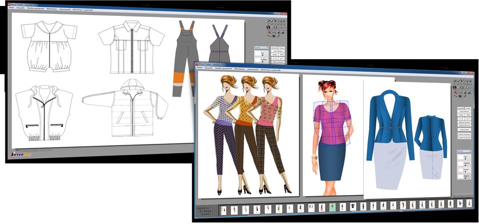 Inventex Inventex Fds Virtual Garment And Textile Designing Tool Innovative Cad Cam System