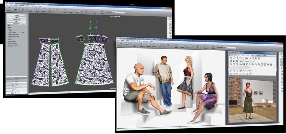 projektowanie, wizualizacja 3d